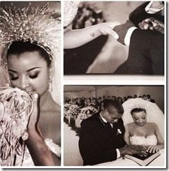 Fernandihno wedding Glaucia Roza