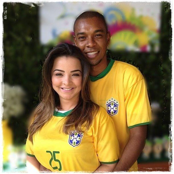 """Glaucia Roza – Fernando Luiz Roza """"Fernandinho"""" wife"""