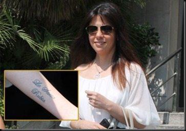 Gina Gonzalez alfredo di stefano  girlfriend