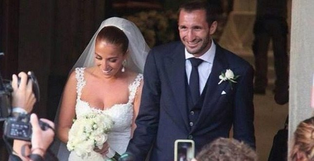 Carolina Bonistalli Giorgio Chiellini S Wife Bio Wiki