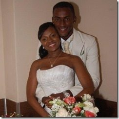 Jackson Martinez Tatiana Caicedo wedding
