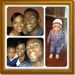 Jackson Martinez family pic