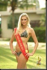 Lara Binet Miss Belgium photo