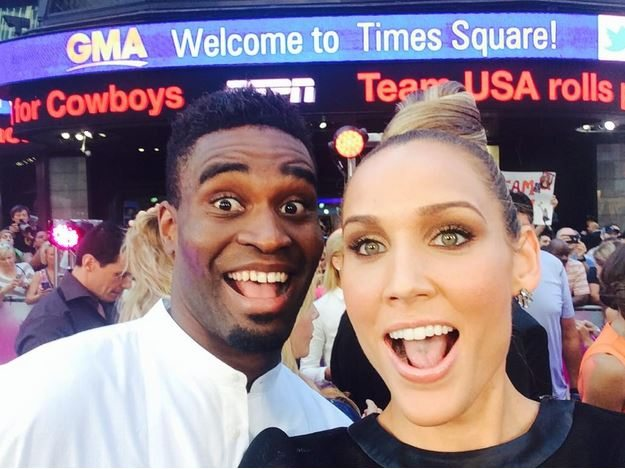 Lolo Jones Keo Motsepe