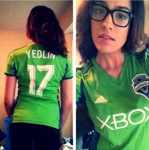Mackenzie Schoener DeAndre Yedlin girlfriend photos