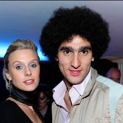 Lara Binet  Marouane Fellaini's Ex-Girlfriend