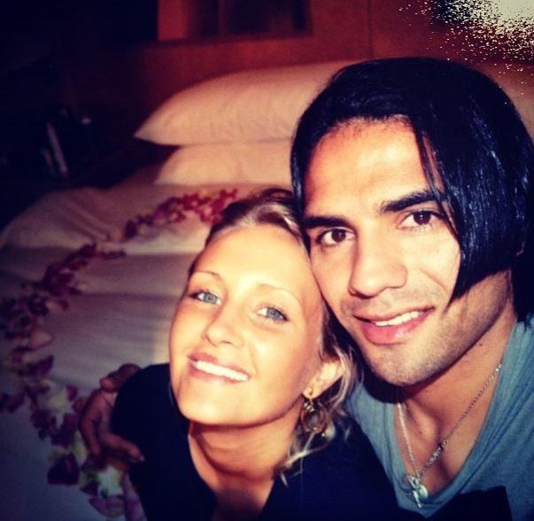 Lorelei Taron – Colombia soccer Player Radamel Falcao's Wife