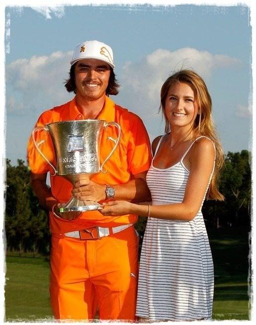 Alexandra Browne – PGA Golfer Rickie Fowler's Girlfriend