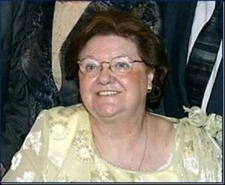 Sara Freites Alfredo di Stefano wife