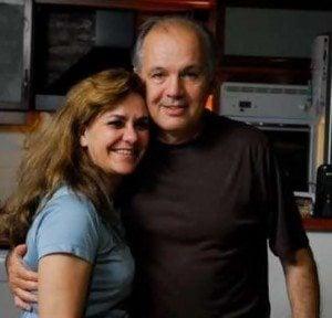 Silvana Rossi Alejandro Sabella wife pic