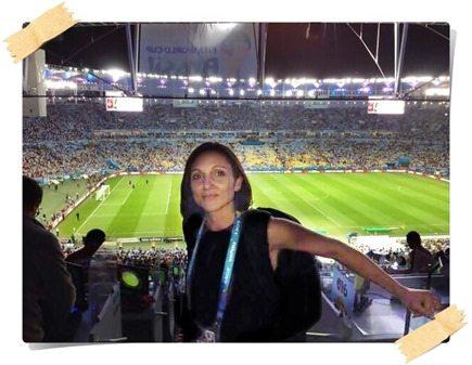 Veronica Brunati Jorge Topo Lopez wife photo