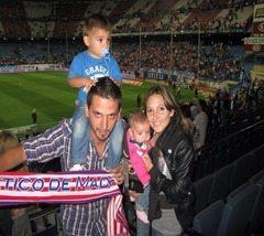 Veronica Brunati Jorge Topo Lopez wife -pic
