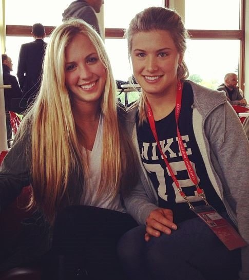 Beatrice Bouchard – Canadian Tennis Player Eugenie Bouchard's Twin sister
