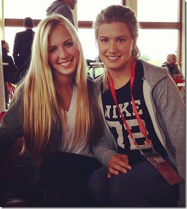 Beatrice Bouchard - Canadian Tennis Player Eugenie ...