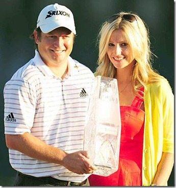 Candice Clark – PGA Golfer Tim Clark's Wife