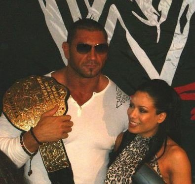 He revealed being romantically involved with at least three wwe as