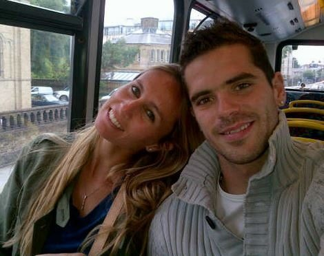 Gisela Dulko – Argentine Soccer Player Fernando Gago's Wife