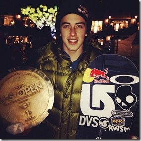mark mcmorris coco ho photo