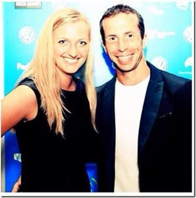 Radek Stepanek – Czech tennis player Petra Kvitova's Ex-Boyfriend