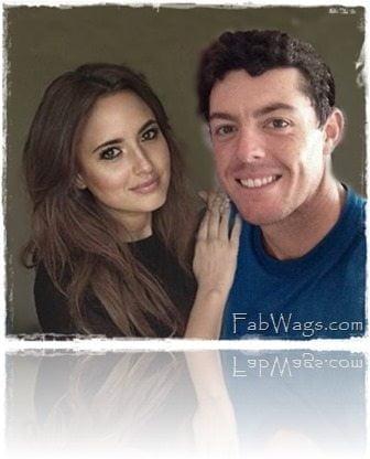 Is British golfer Rory McIlroy dating Irish model/ singer Nadia Forde? #nadiaforde #pgawags #golfwags #rorymcilroy @fabwags