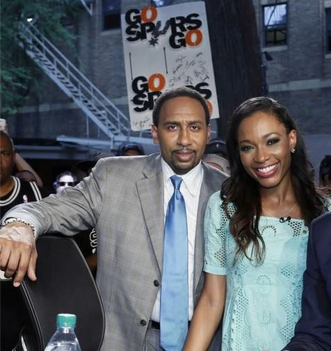 Who is ESPN First Take Stephen A  Smith's Wife/ Girlfriend?
