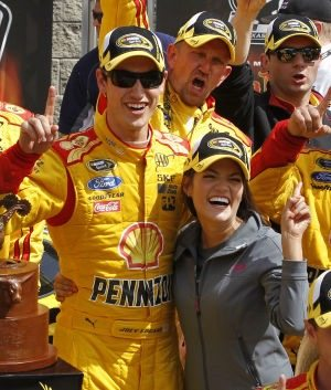 Brittany Baca: NASCAR Driver Joey Logano's Wife