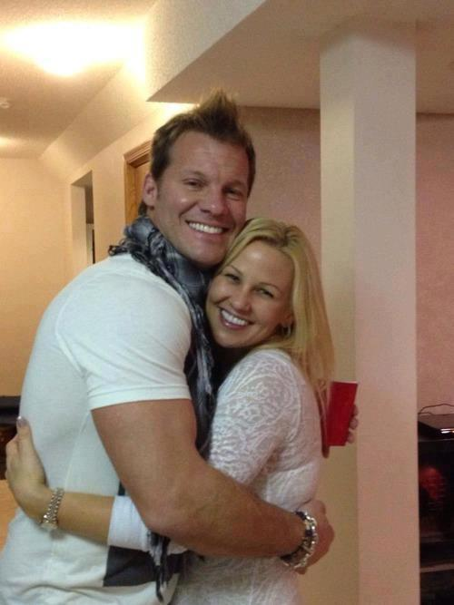 Chris Jericho Family