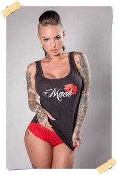 Christy Mack War Machine girlfriend-pictures