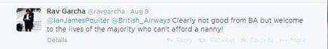 Ian Poulter tweet response pics