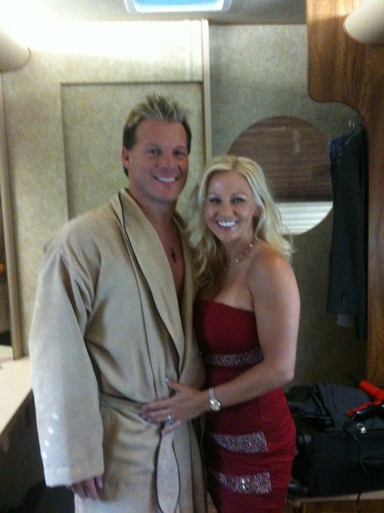 Jessica Lee Lockhart Irvine: WWE Chris Jericho's wife (Bio ...