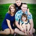 Joe Riggs wife Lisa Riggs children