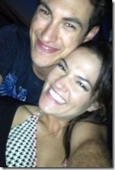 Joey Logano girlfriend Brittany Baca-photo