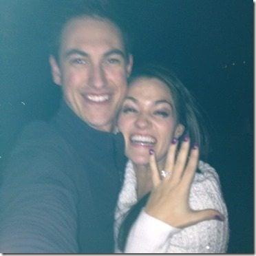 Joey Logano girlfriend Brittany Baca photos