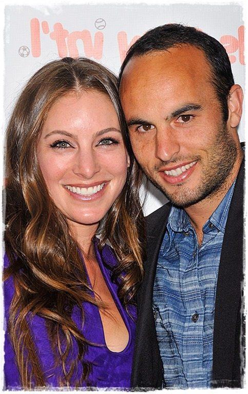 Hannah Bartell – MLS  Landon Donovan's Wife