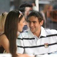 Kristina Milkovic is Croatian Tennis Player Marin Cilic's Girlfriend