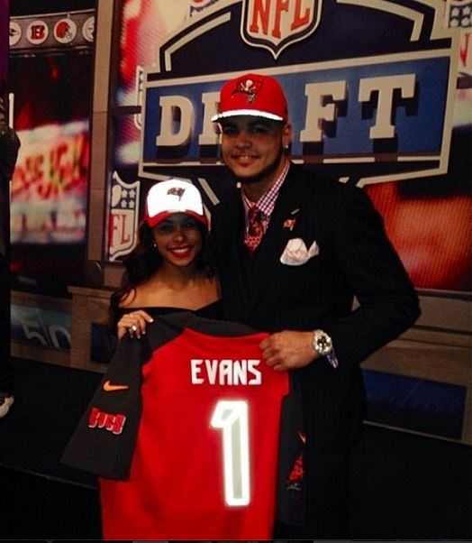 Mike Evans Mom