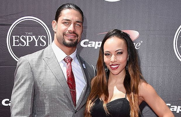 WWE Roman Reigns' Wife Galina Becker