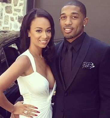 Meet  Orlando Scandrick's Girlfriend Draya Michele