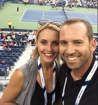 Katharina Boehm: PGA Golfer Sergio Garcia's Girlfriend