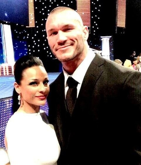Kim marie dating randy orton