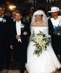 nadia comaneci bart conner wedding pic