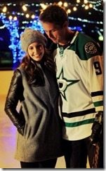 Allison Michelleti Mike Modano pic