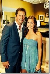 Allison Michelleti Mike Modano pics