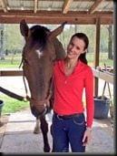 Erin Stiegemeier Walker Horse jumper picture