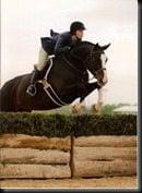 Erin Stiegemeier Walker Horse jumper