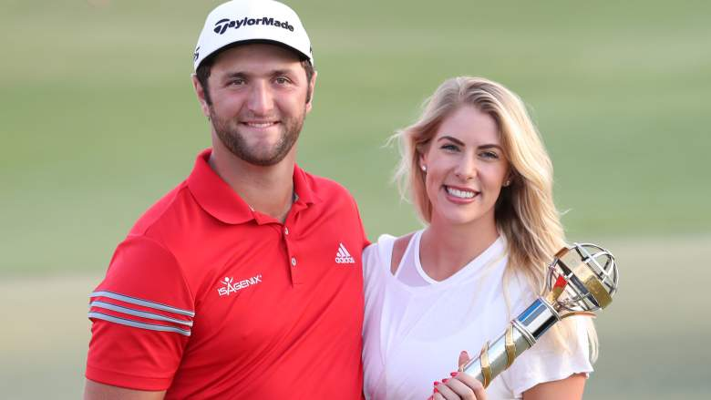 UK Ryder Cup Wags