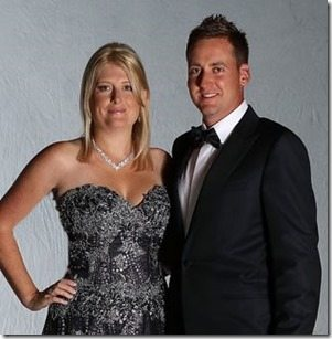Katie Poulter Ian Poulter wife