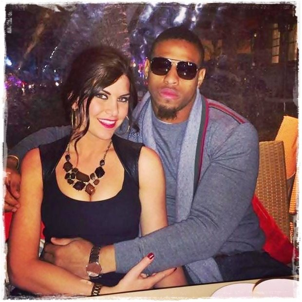 Nicole Holder NFL/MMA  Greg Hardy's Girlfriend