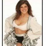 Nicole Rodrigues raiderette cheerleader-photo