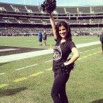 Nicole Rodrigues raiderette cheerleader-pictures